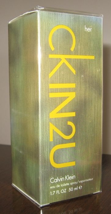 Calvin Klein CK IN2U Her Woda toaletowa 50ml spray